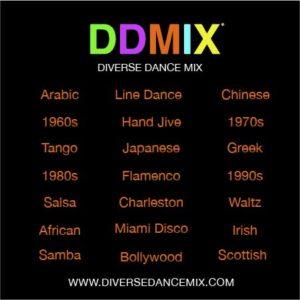 Bev Lyn Dance DDMIX Gallery Image