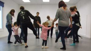 Bev Lyn Dance Parent and Toddler Gallery Image